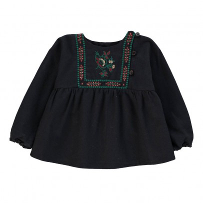 Bonton Jump Embroidered Blouse-product