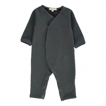Caramel Baby & Child Kianite Fleece Jumpsuit-listing