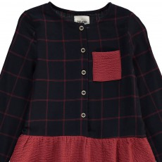 "Blune Kids ""Se Tenir à Carreaux"" Dress-listing"