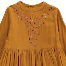 Velveteen Besticktes Kleid Claudia-listing