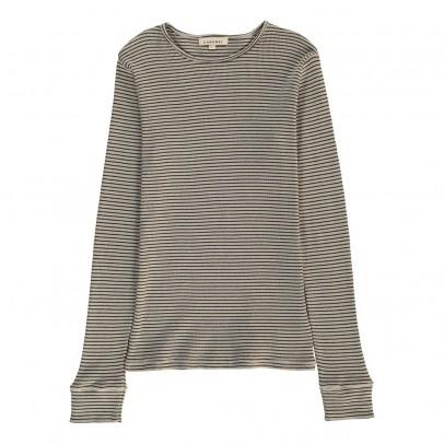 Caramel Baby & Child Breccia Stripe T-Shirt-listing