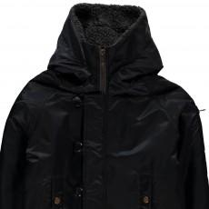 Zef Fur-Lined Waterproof Harlem Parka-listing