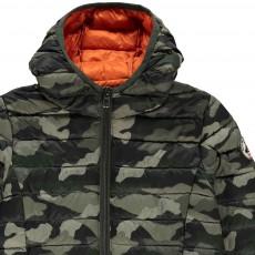 Jott Piumino Light Cappuccio Camouflage-listing