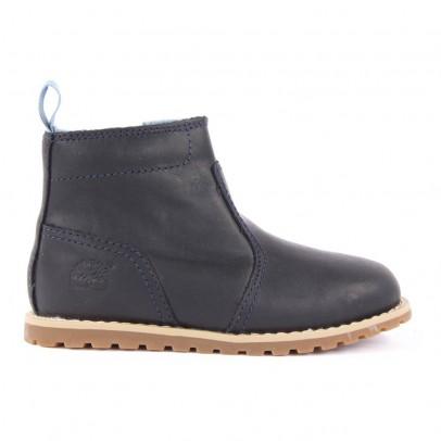 Timberland Boots Cuir Zippées Pokey Pine-listing