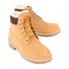 Timberland Premium 6in Lined Suede Boots-listing