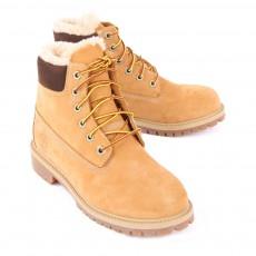 Timberland Stiefel aus Wildleder gefüttert 6In Premium-listing
