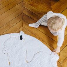 Un tapis à Paris x Baby Alpaga Alpaca Wool Baby Rug 95cm-listing