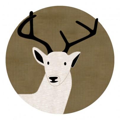 Un tapis à Paris x Baby Alpaga Deer Rug 120cm-listing