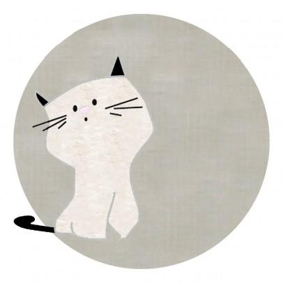 Un tapis à Paris x Baby Alpaga Tapis Chat 120 cm-listing