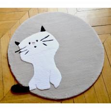 Un tapis à Paris x Baby Alpaga Alfombra Gato 120 cm-listing