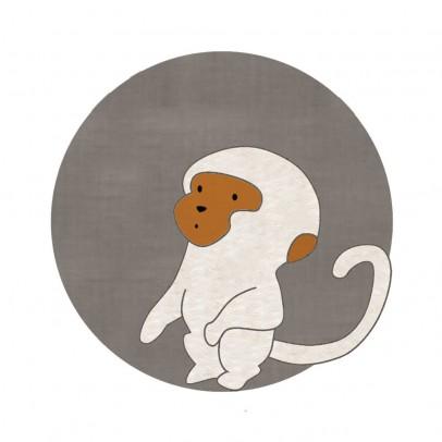 Un tapis à Paris x Baby Alpaga Tappeto Scimmia 95 cm-listing