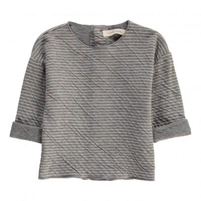1+ IN THE FAMILY Gabi Striped Sweatshirt-listing