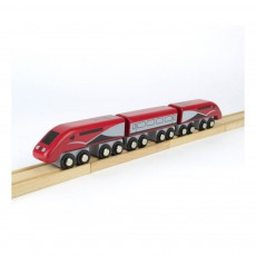 Ikonic Toys High Speed Thalys Train-listing