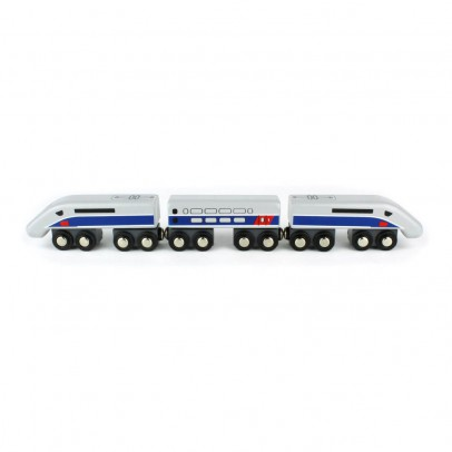 Ikonic Toys TGV französischer Zug -listing