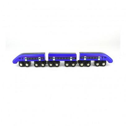 Ikonic Toys Tren HS1 alta velocidad-listing