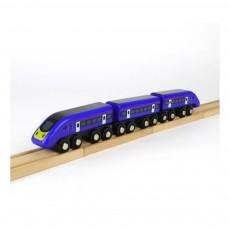 Ikonic Toys  Hochgeschwindigkeitszug HS1 -listing