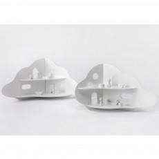 Rock and Pebble Casa Nube de madera-listing