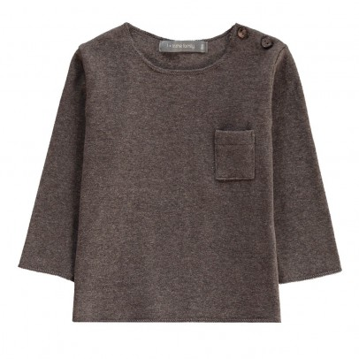 1+ IN THE FAMILY Oriol T-Shirt with Pocket-listing