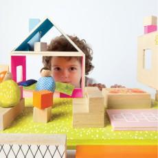 The Manhattan Toy Company Haus mit 2 Figuren -listing
