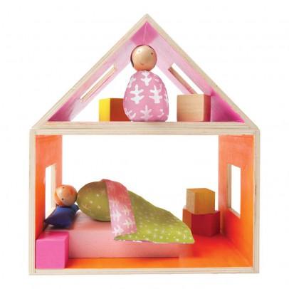 The Manhattan Toy Company Chambre à coucher avec 2 personnages-listing