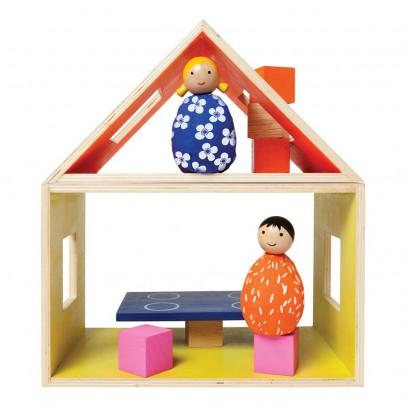 The Manhattan Toy Company Küche mit 2 Figuren-listing