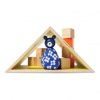 The Manhattan Toy Company Tienda de camping con 1 oso-listing