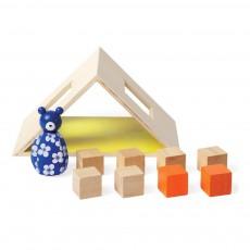 The Manhattan Toy Company Tente de camping avec 1 ours-listing