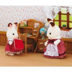 Sylvanian Chocolate Rabbit Daughter Set-listing