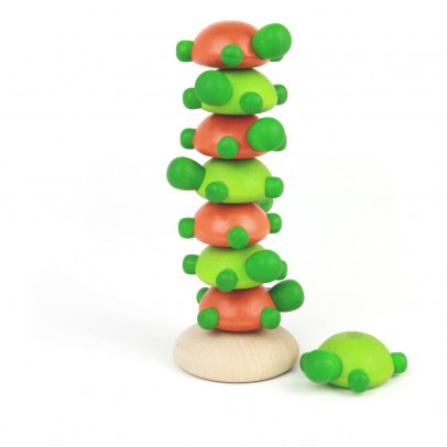 Milaniwood Tortoise Challenge Wooden Toy-listing