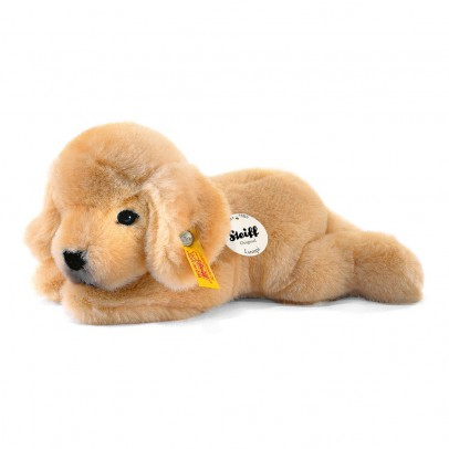 Steiff Lumpi The Golden Retriever Puppy - 22cm-listing
