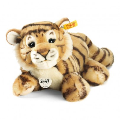 Steiff Radjah The Baby Tiger Puppet - 28cm-listing