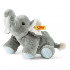 product-Steiff Trampili The Floppy Elephant Heated Cushion - 22cm