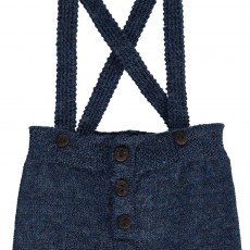 Oeuf NYC Alpaca Wool Baby Trousers with Straps-listing