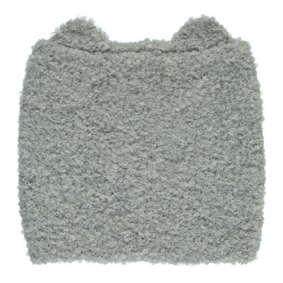 Oeuf NYC Bonnet Baby Alpaga Bouclé Ours-listing