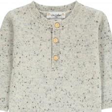Les lutins Boris Mottled Cashmere Jumpsuit-product