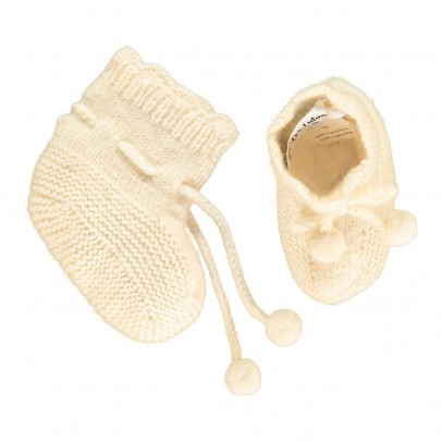 Les lutins Berthe Cashmere Slippers-product