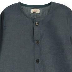 Ketiketa Kumar Chambray Jumpsuit with Buttons-listing