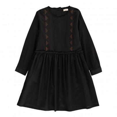 Ketiketa Kleid bestickt im Rücken geknöpft Stella-listing