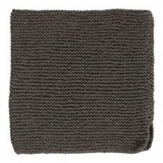 Ketiketa Moss Stitch Wool Tube Scarf-product