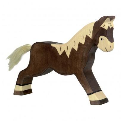 Holztiger Holzfigürchen Pferd -listing