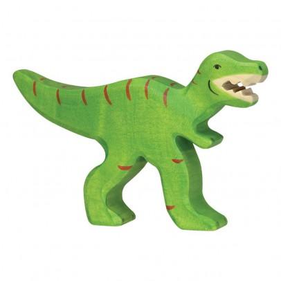 Holztiger Statuetta in legno Tyrannosauro Rex -listing