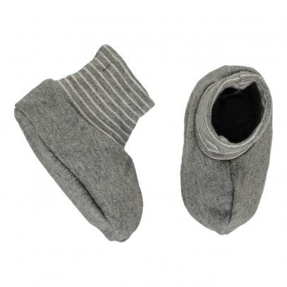 1+ IN THE FAMILY Jou Slipper Socks-listing