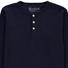 Hartford Tunisien Double Jersey Henley-listing