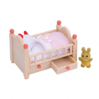 Sylvanian Baby Bed-listing