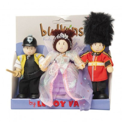 Le Toy Van Londoner Figurines - Set of 3-product