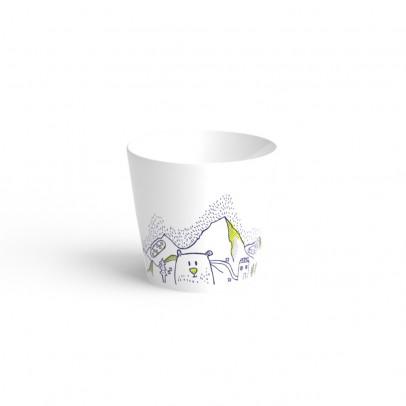 Non Sans Raison Kids Bicchiere di Metallo Leo 20cl-listing