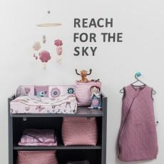 Sebra Móvil nube niña-listing