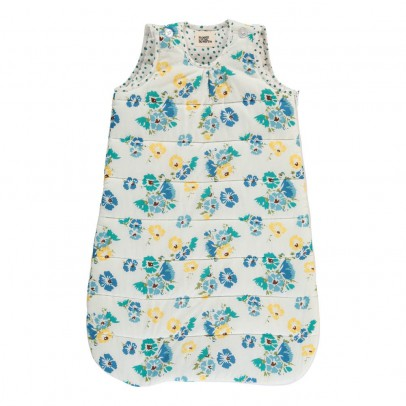 Le Petit Lucas du Tertre Gigoteuse en coton Fleurs-listing