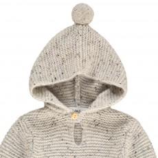 Les lutins Burnou Cachemire Moucheté-listing