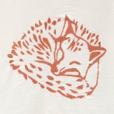 Ketiketa Embroidered Sleeping Fox Sweatshirt-listing